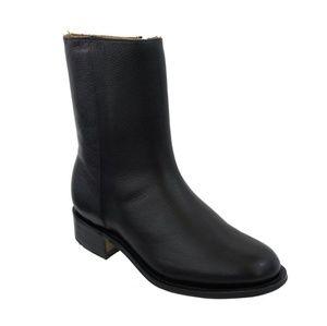 DUQUE DI GALLIANO Hacendado Leather Cowboy Boot